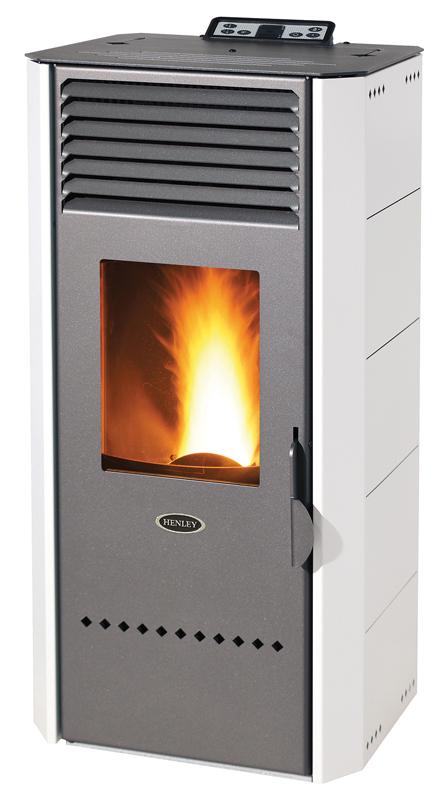 BIO 80 wood pellet stove